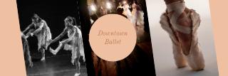 Ballet Twitter Header Template