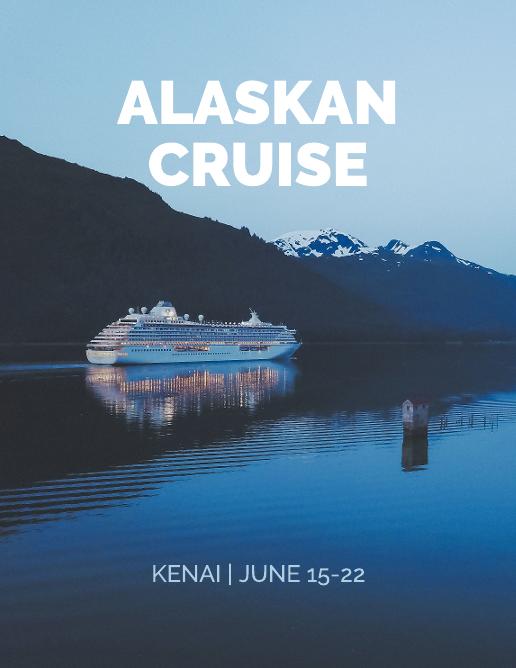 Alaskan Cruise Electronic Press Kit