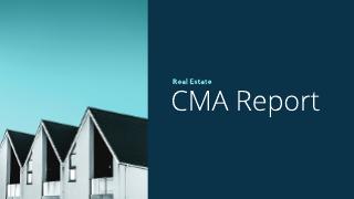 CMA Report Template