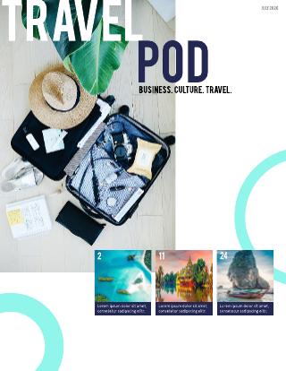 free magazine layout