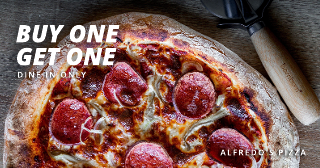 Pizza Facebook Ad Template