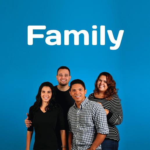 Family Portrait Instagram Post Template