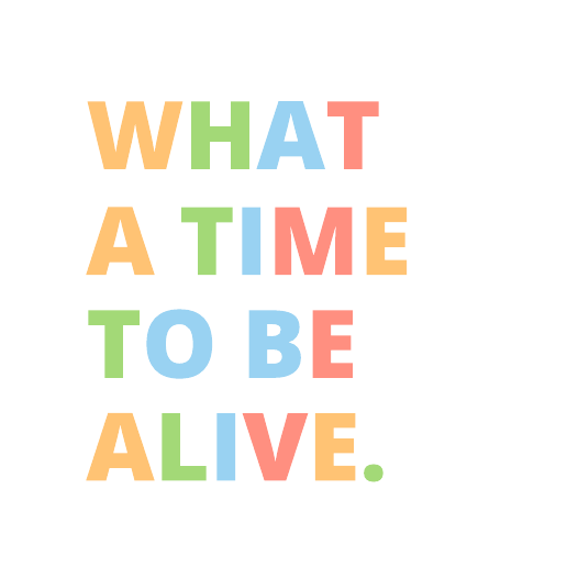 Colorful Quote Instagram Post Template