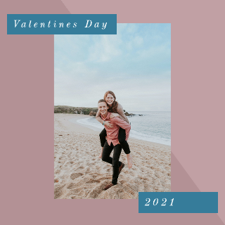 Valentines Day Facebook Post Template