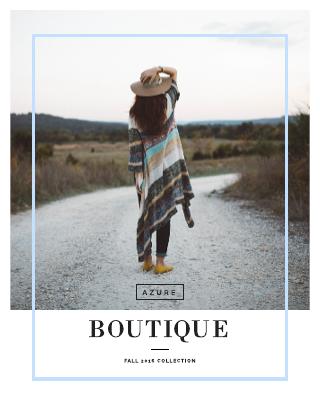 Boutique Catalog Template