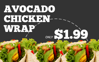Restaurant Advertising Banner Image 1