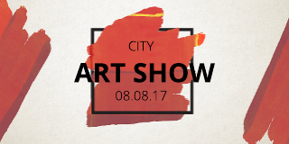 Art Show Eventbrite Banner Template