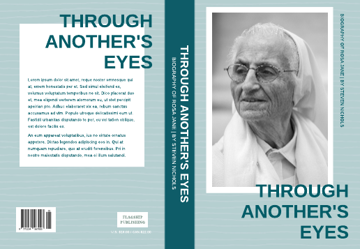 Biography Book Cover Template