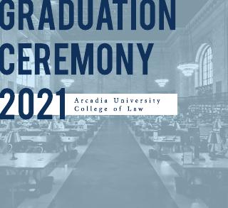 Graduation ceremony event program template