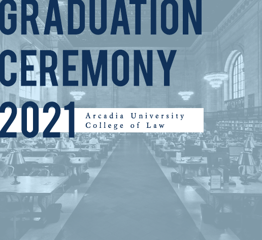 Graduation ceremony event program template