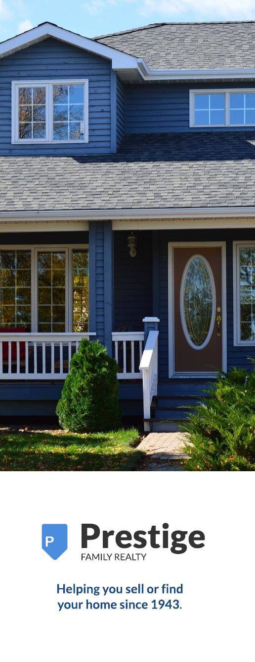 Residential Real Estate Door Hanger Template
