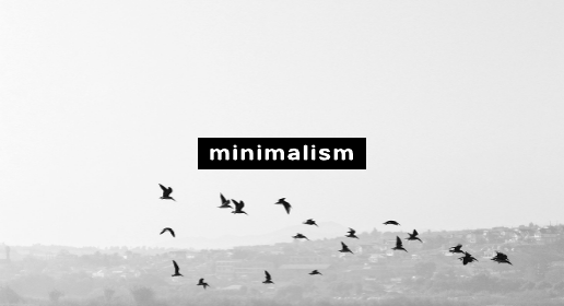Minimalism Black and White Youtube banner Template