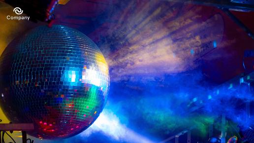 Disco Zoom background