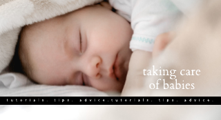 Baby/Newborn Youtube Channel Art Template