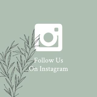 Green Instagram Facebook Post Template