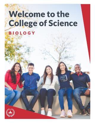 University or College Brochure Template