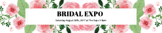 Bridal Expo Event Banner Template Image 1