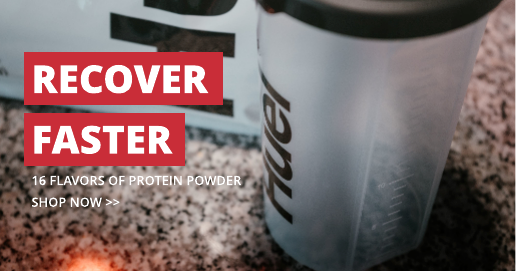Protein Powder Facebook Ad Template