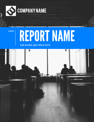 company report examples