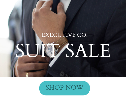 Classic Suit Banner Ad Template