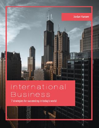 Business Ebook Template