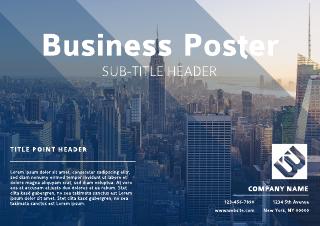 cut glass digital corporate event flyer template