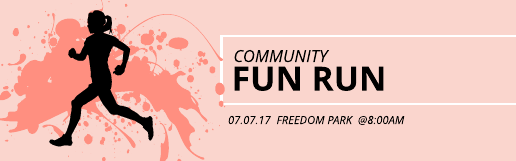 Community Event Banner Template 01