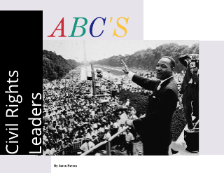 Civil Rights Leaders Book