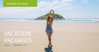 Vacation Packages Facebook Ad Template