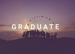 Photo Graduation Invitation Template