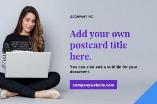 Smart Postcard Template