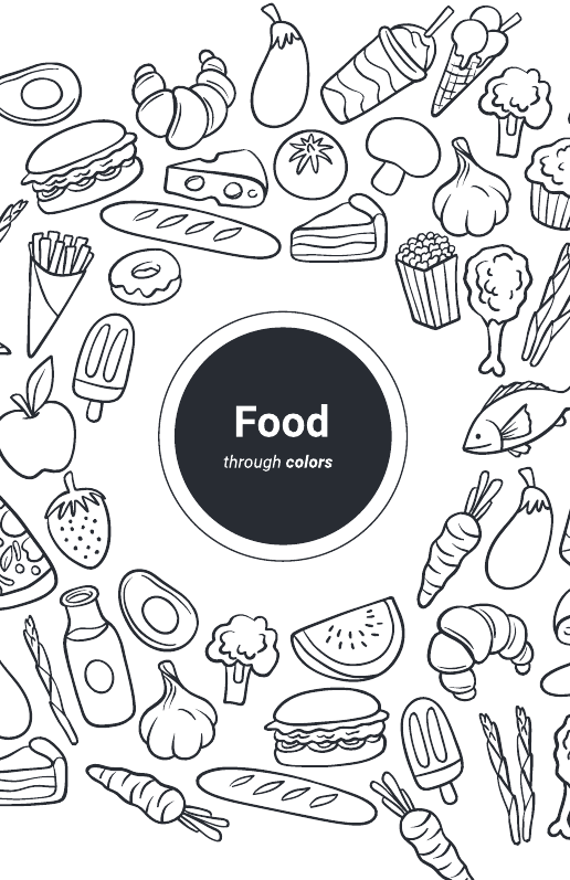 Food Education Poster Template