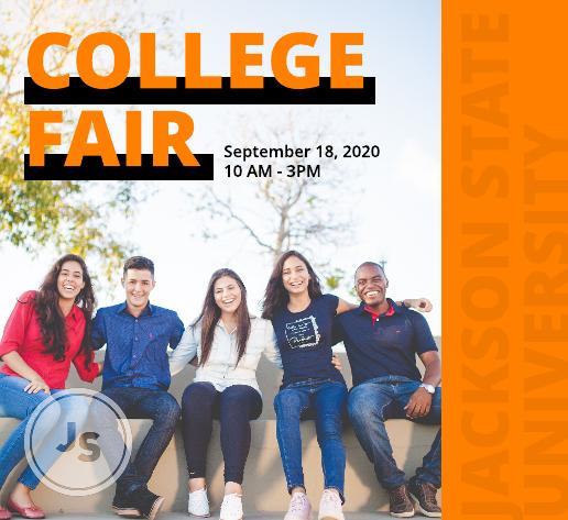 College Fair Event Program