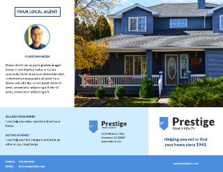 Design for Property Brochures