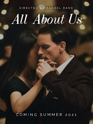 All about us movie poster template
