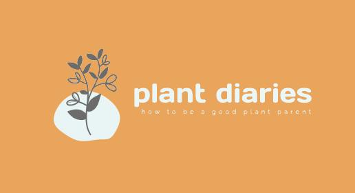 Simple Orange Youtube Banner Template