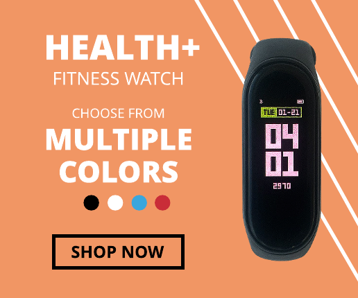 Health Watch Banner Ad Template