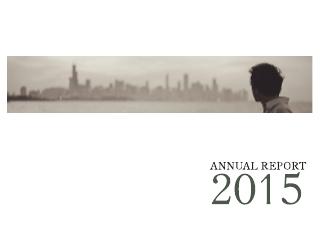 Wall Street Digital Annual Report Template