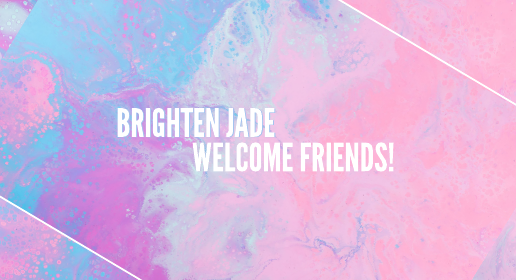 Pink and Blue Paint Youtube Banner Template