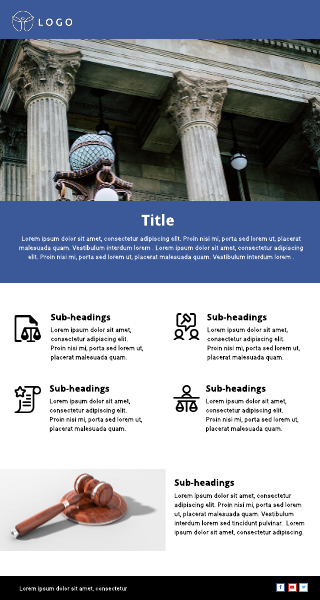 Lawyer Email Template