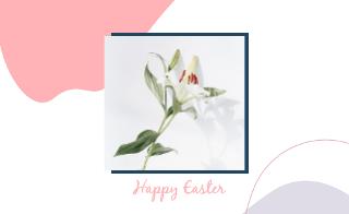 Easter Social Media Templates