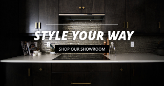 Kitchen Style Facebook Ad Template