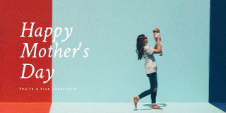 Mother's Day Twitter Post Template