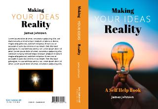 Self Help Book Cover Template