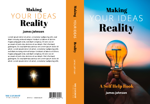 Self Help Book Cover