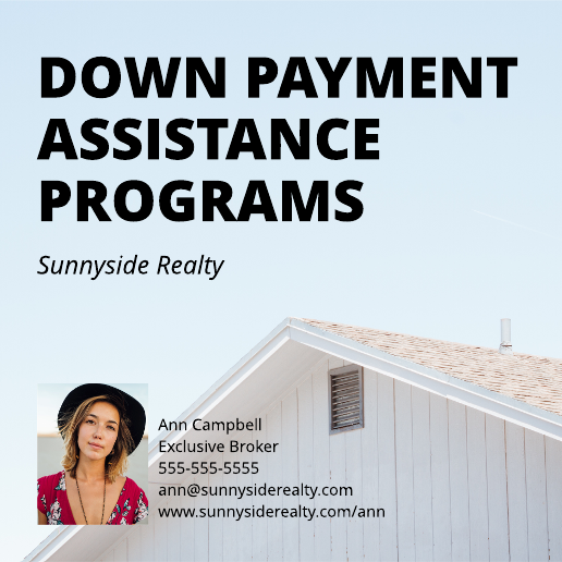 Down Payment Instagram Post